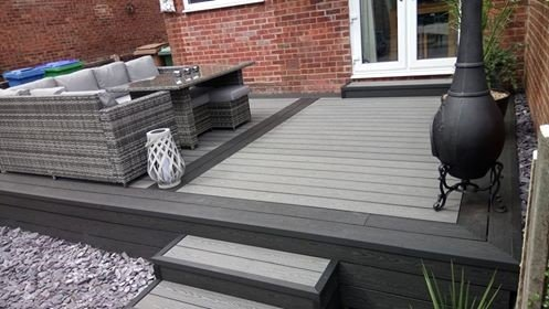 The Top 5 Benefits of Composite Decking | Find Top rated deck installer