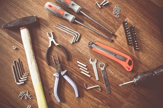 5 Essential Tools Names like Power Tools You Must Keep in Your Home   Tools for Sale