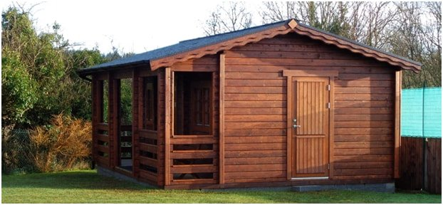 Benefits of wooden house | Why Log cabin Eco-friendly homes