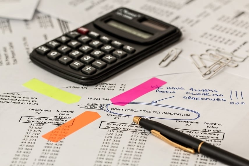 5 Common Mistakes That Cause end-of-year Tax to Fail