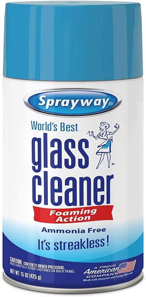 Best Safest Glass Cleaner