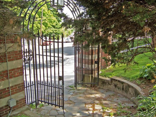 home gate